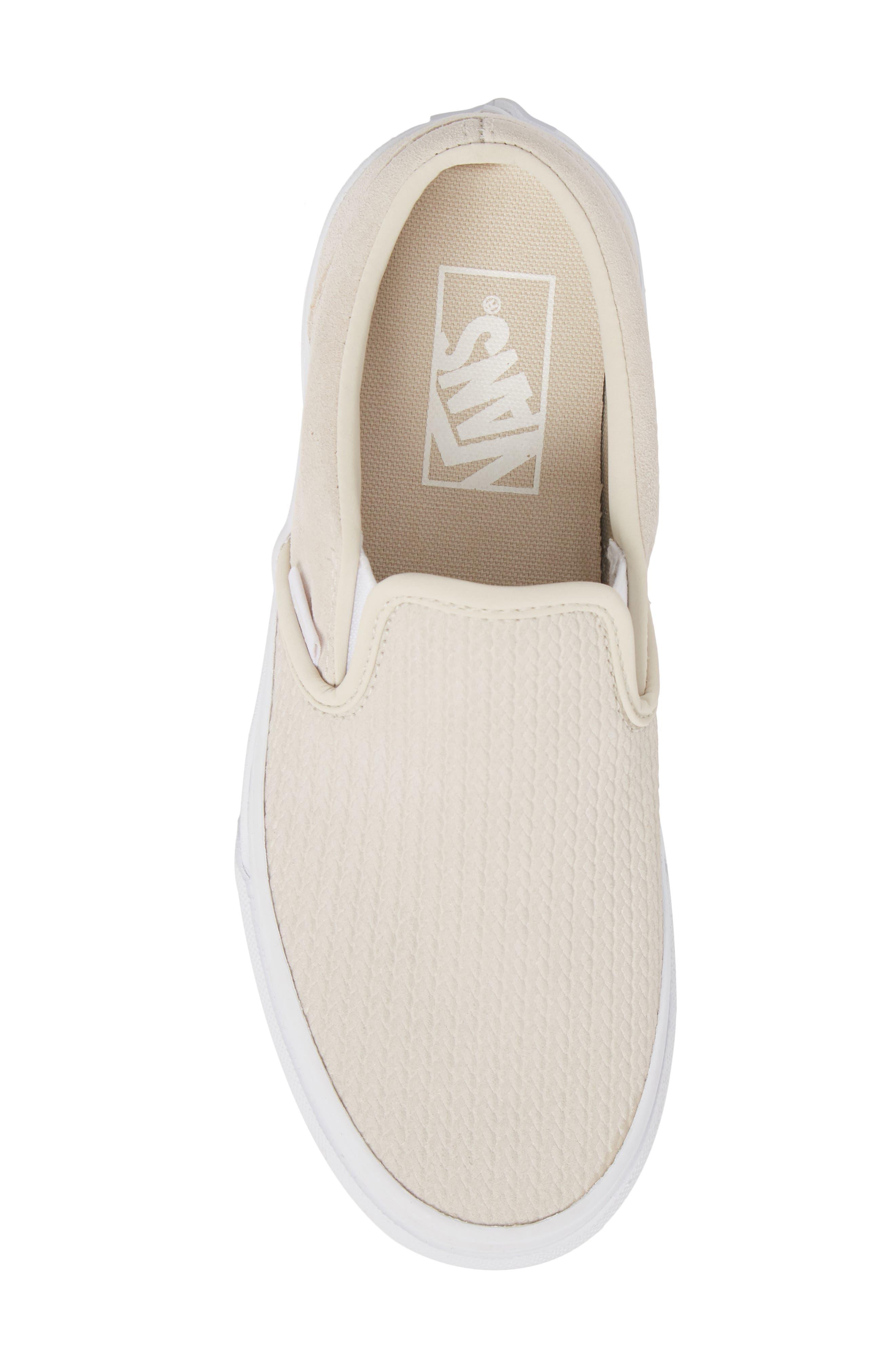 ,                             Classic Slip-On Sneaker,                             Alternate thumbnail 139, color,                             271
