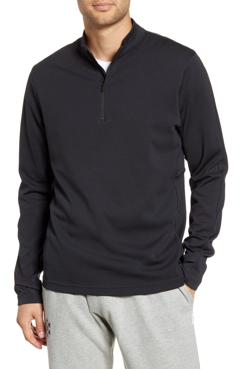 REIGNING CHAMP Deltapeak<sup>™</sup> 165 Trail Half Zip Pullover, Main, color, 001