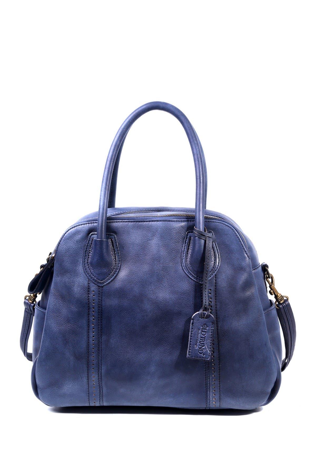 Image of Old Trend Vintage Leather Hobo Bag