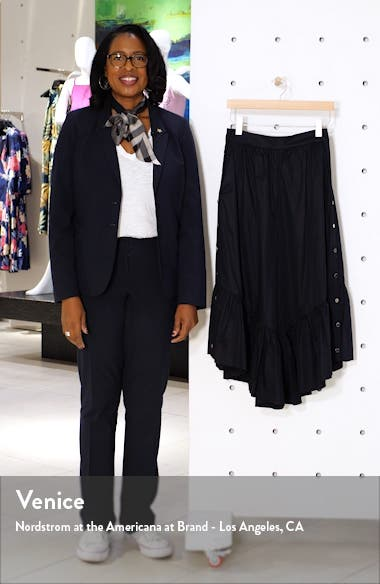 Ruffle Poplin Culottes, sales video thumbnail