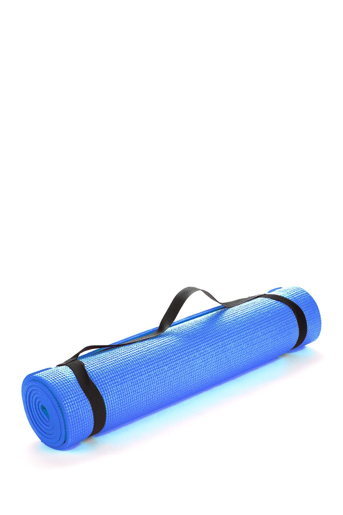 Image of Mindreader All Purpose Extra Thick Yoga Mat & Carrying Strap