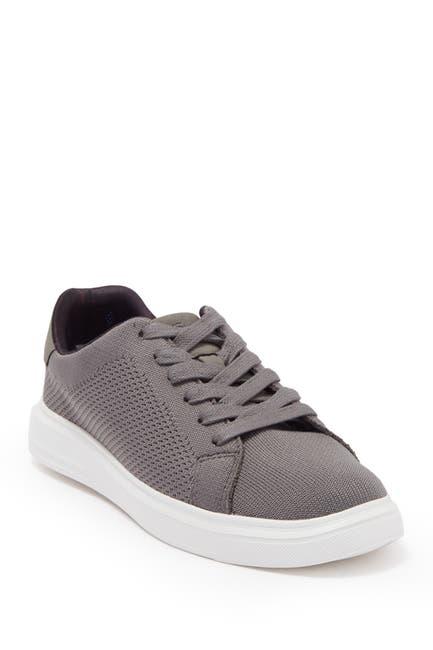 Image of Ben Sherman Hardie Knit White Sole Sneaker