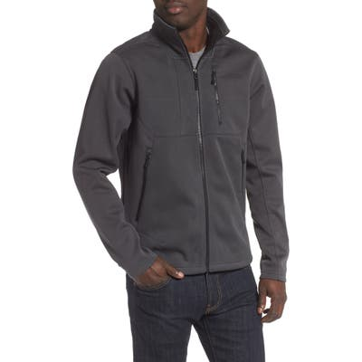 The North Face Apex Risor Water Repellent Jacket, Grey