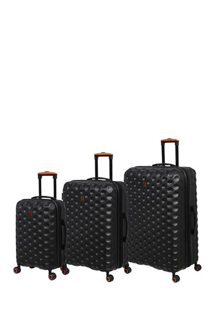 Image of it luggage Bubble-Spin 3-Piece Hardside Expandable 8-Wheel Spinner Luggage Set