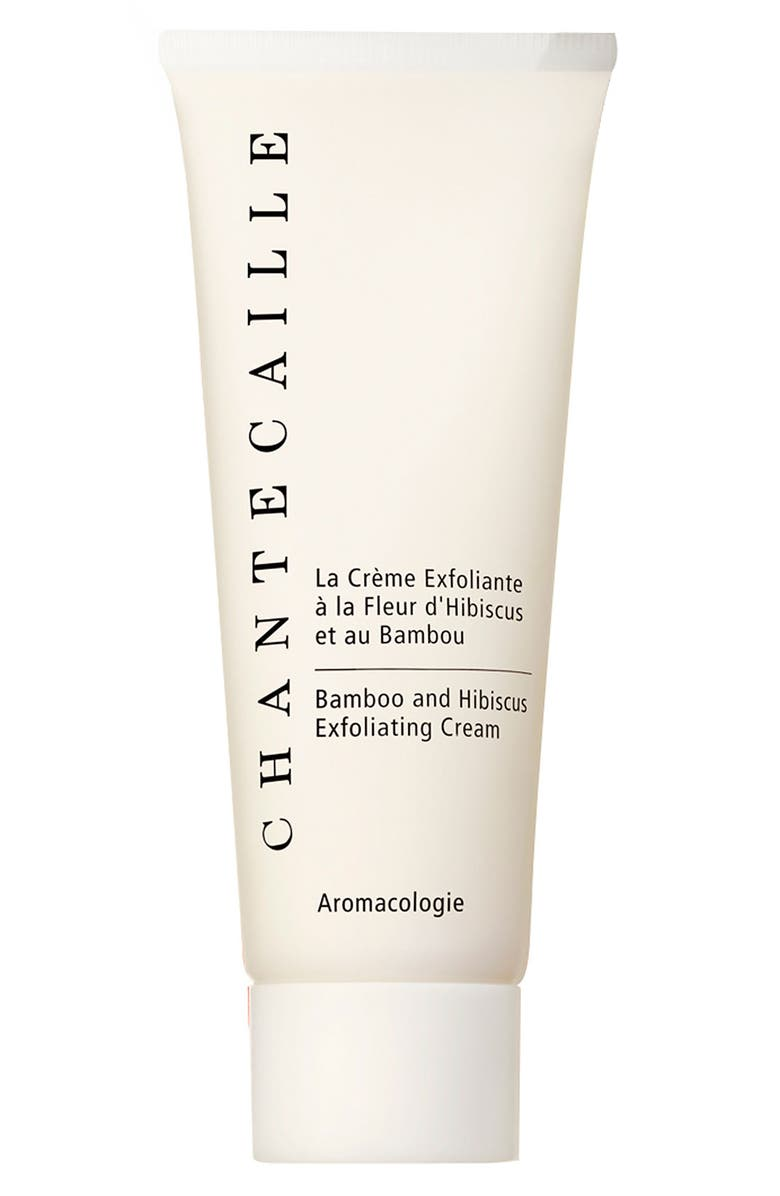 CHANTECAILLE Bamboo & Hibiscus Exfoliating Cream, Main, color, NO COLOR