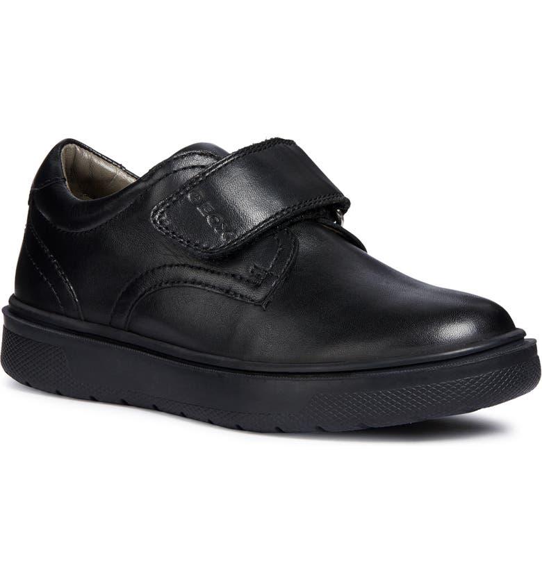 GEOX Riddock Loafer, Main, color, BLACK