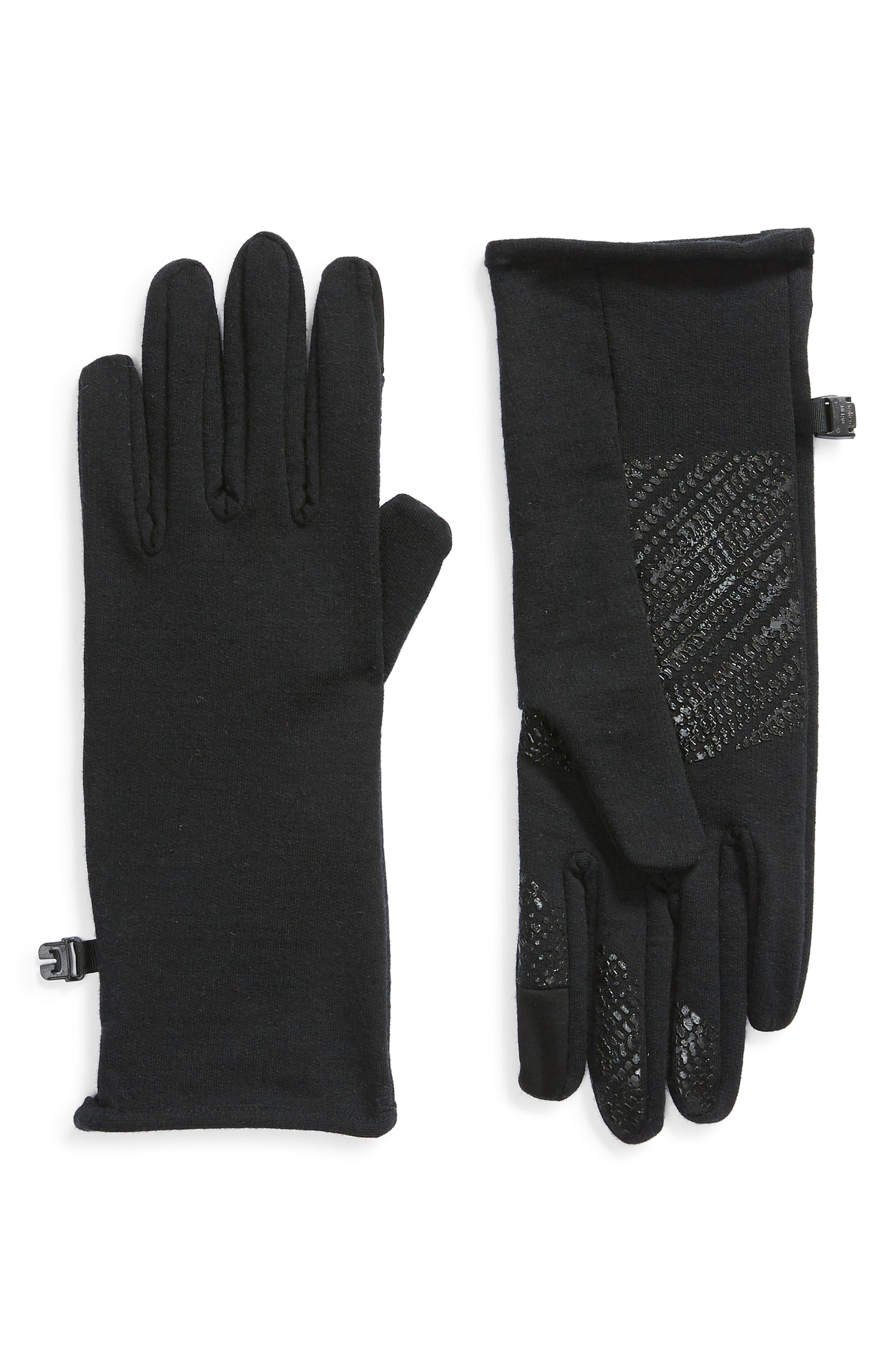 Quantum Touchscreen Compatible Merino Wool Gloves