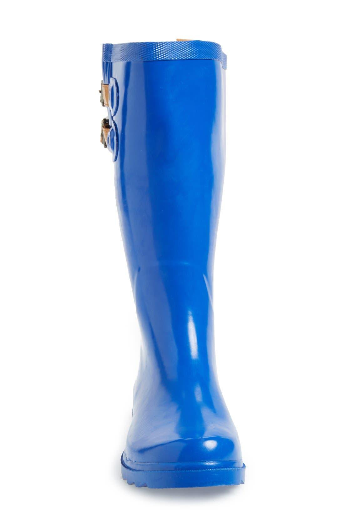 ,                             'Top Solid' Rain Boot,                             Alternate thumbnail 70, color,                             412