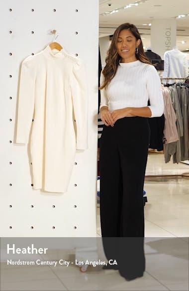 Veronica Long Sleeve Rib Dress, sales video thumbnail