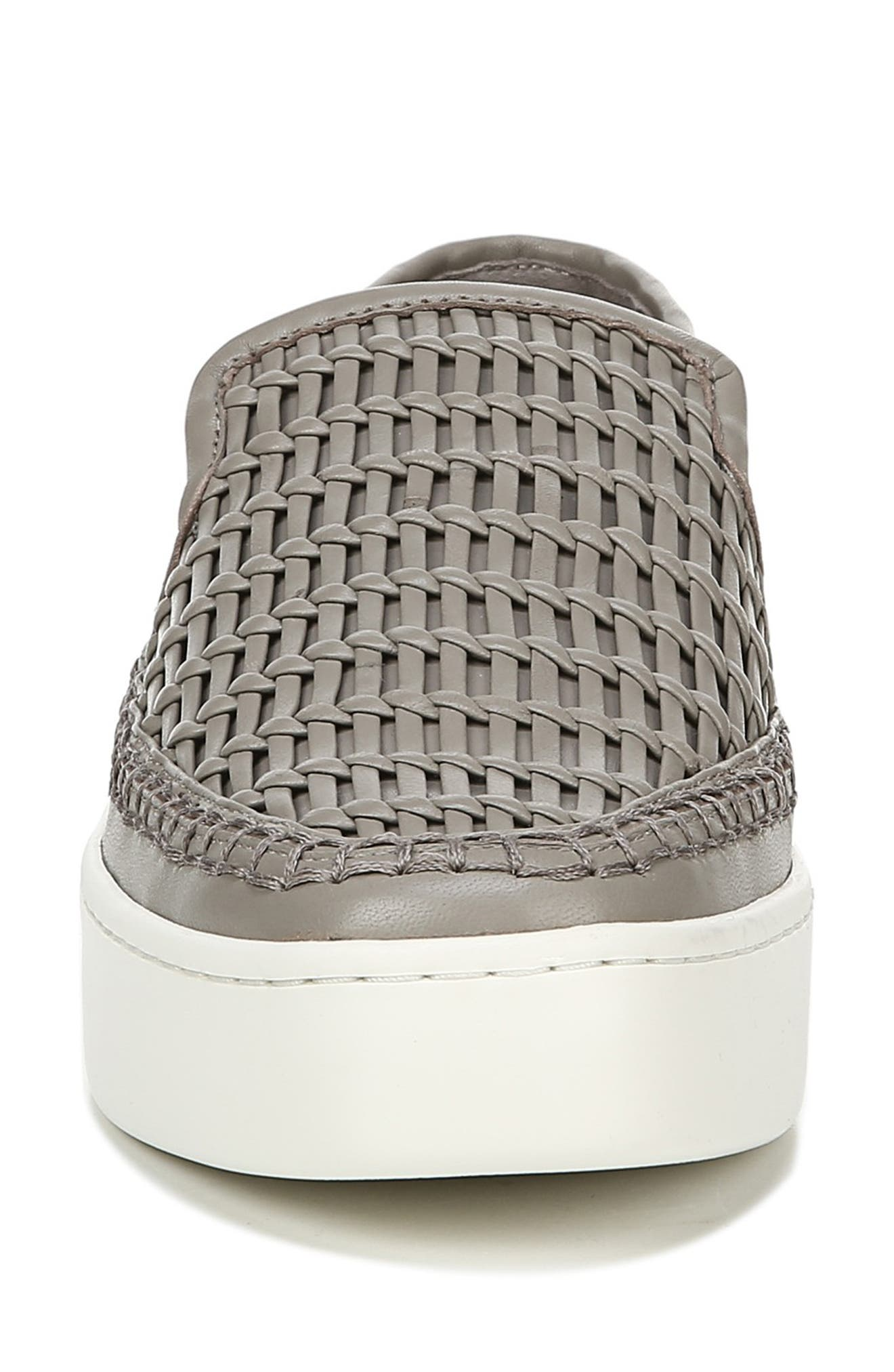 ,                             Stafford Sneaker,                             Alternate thumbnail 4, color,                             LIGHT WOODSMOKE