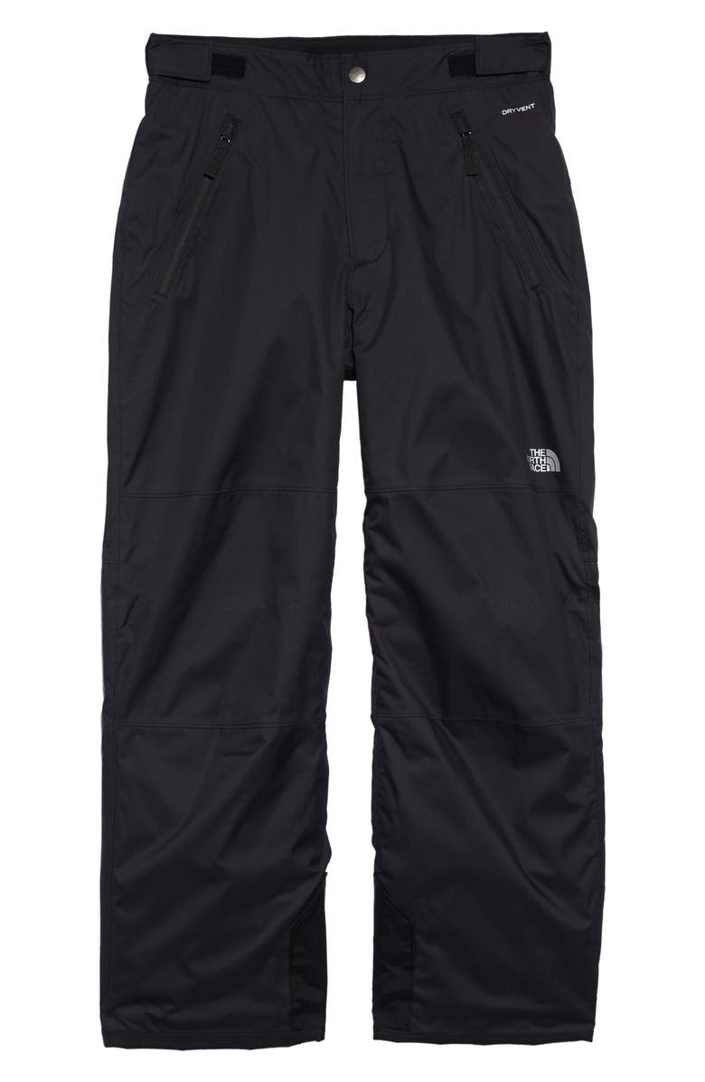 THE NORTH FACE Freedom Waterproof Insulated Pants, Main, color, TNF BLACK/ TNF BLACK
