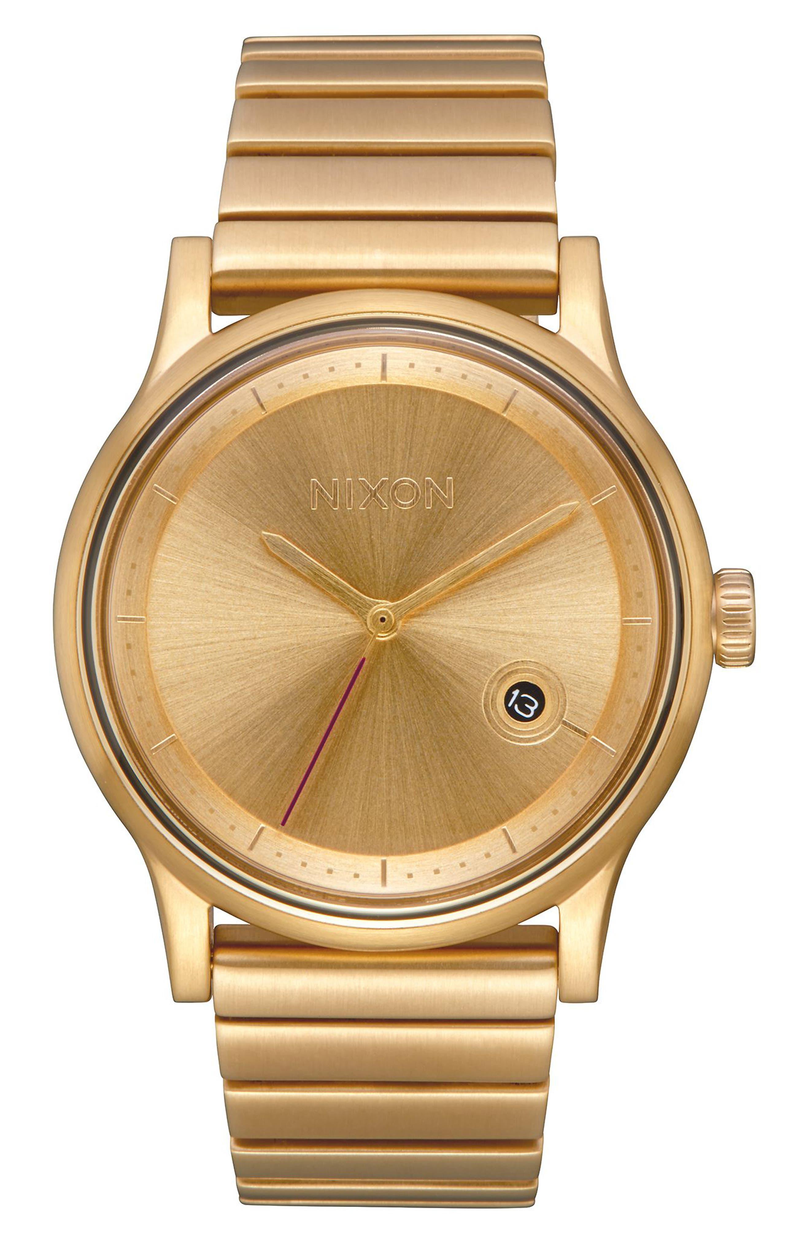 ,                             Station Bracelet Watch, 41mm,                             Main thumbnail 12, color,                             710