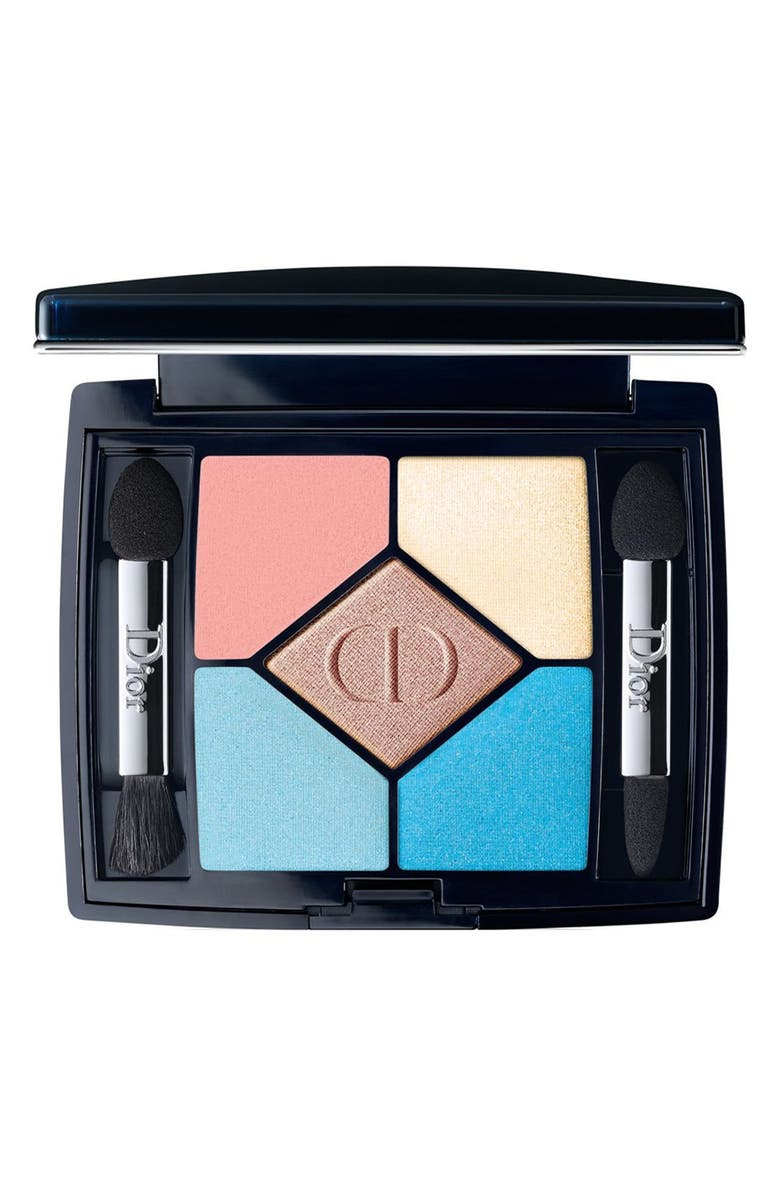 DIOR '5 Couleurs - Polka Dots' Eyeshadow Palette, Main, color, 400