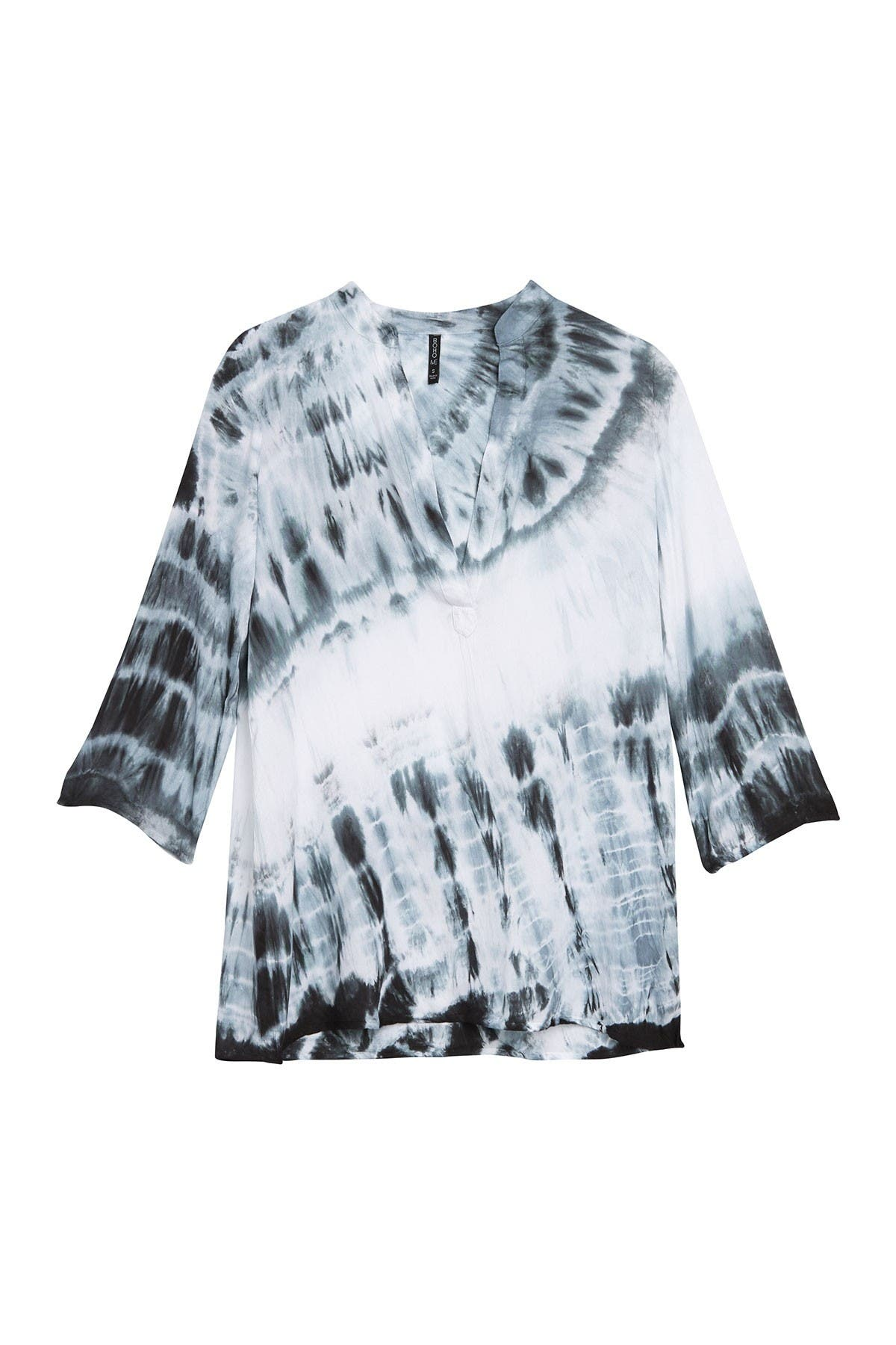 Image of BOHO ME Tie Dye Cover-Up Tunic