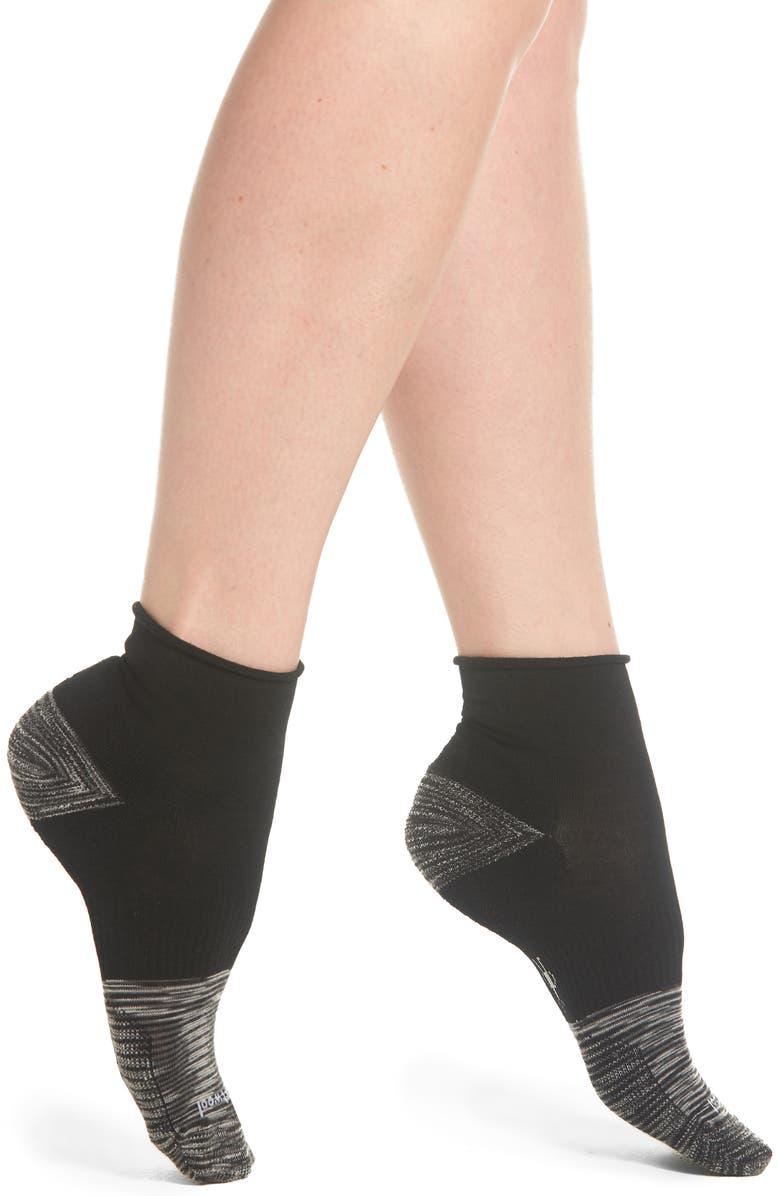 SMARTWOOL Luna Mini Boot Socks, Main, color, 001