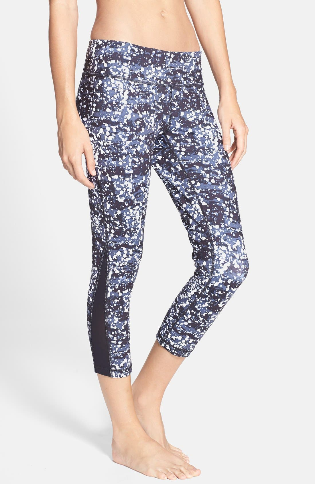 ,                             Live In Streamline Reversible Capris,                             Main thumbnail 27, color,                             030
