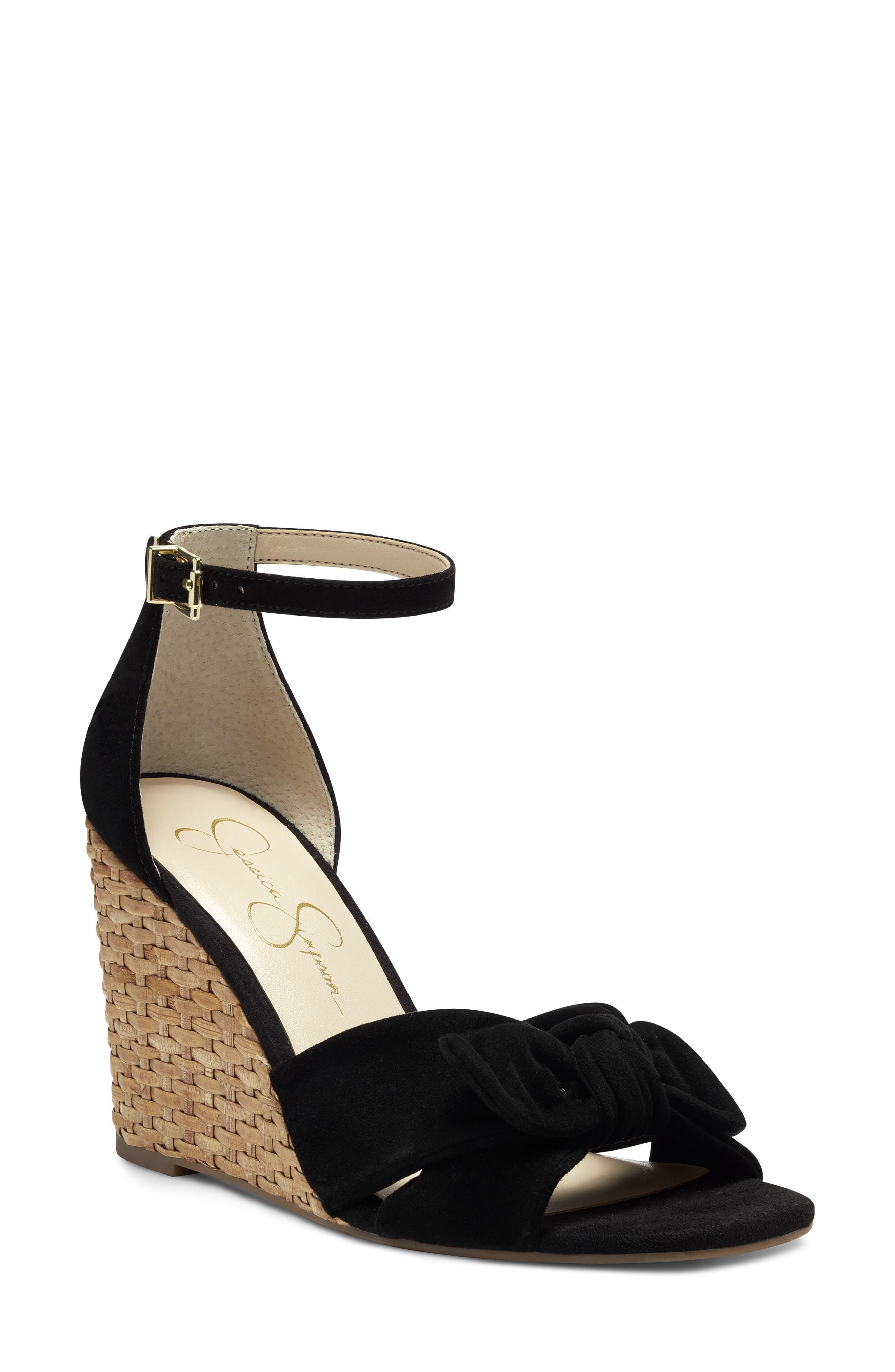 Delirah Wedge Sandal