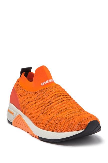 Image of Diesel Knit Sock Sneaker