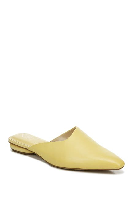Image of Franco Sarto Birdie Leather Mule