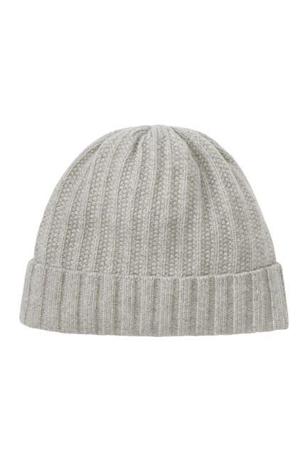Image of Portolano Fancy Stitch Cashmere Hat