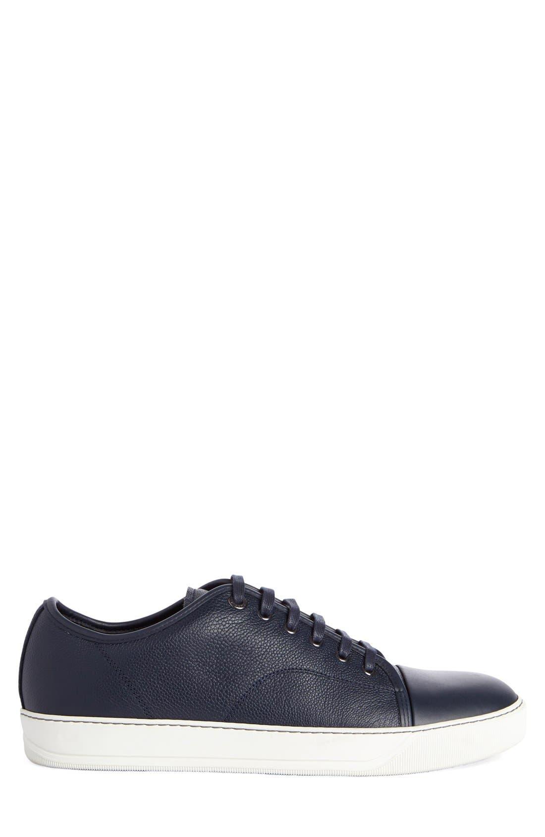 ,                             Shiny Cap Toe Sneaker,                             Alternate thumbnail 14, color,                             424