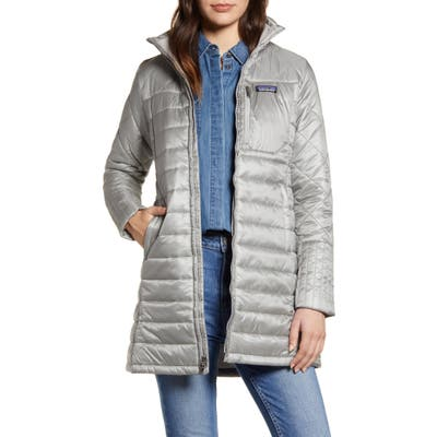 Patagonia Radalie Water Repellent Insulated Parka, Grey