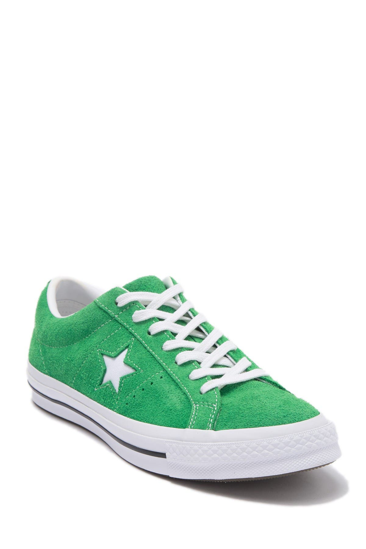 Converse | One Star Oxford Suede Green