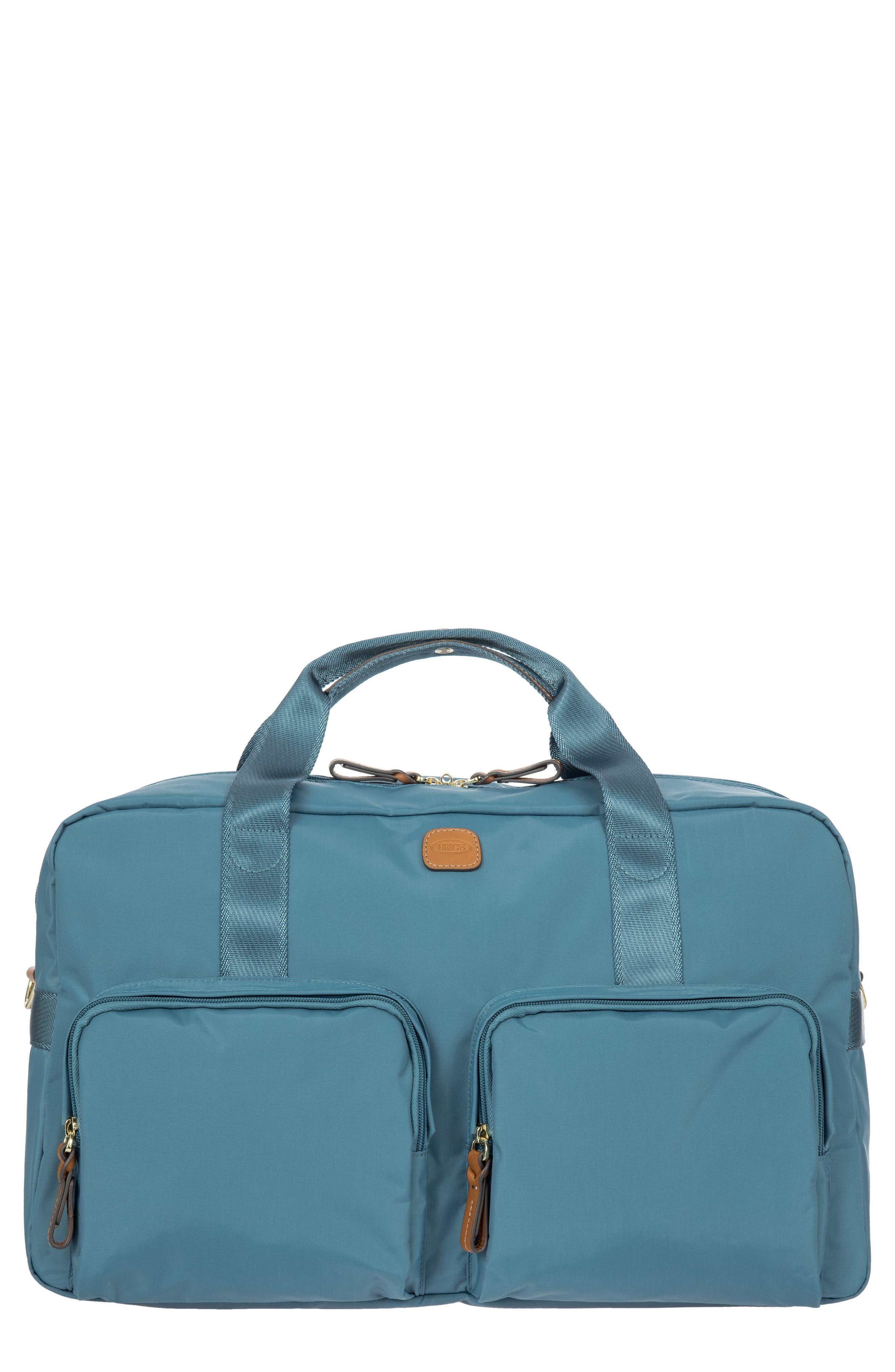Bric's X-Bag 18-Inch Boarding Duffle Bag - Grey