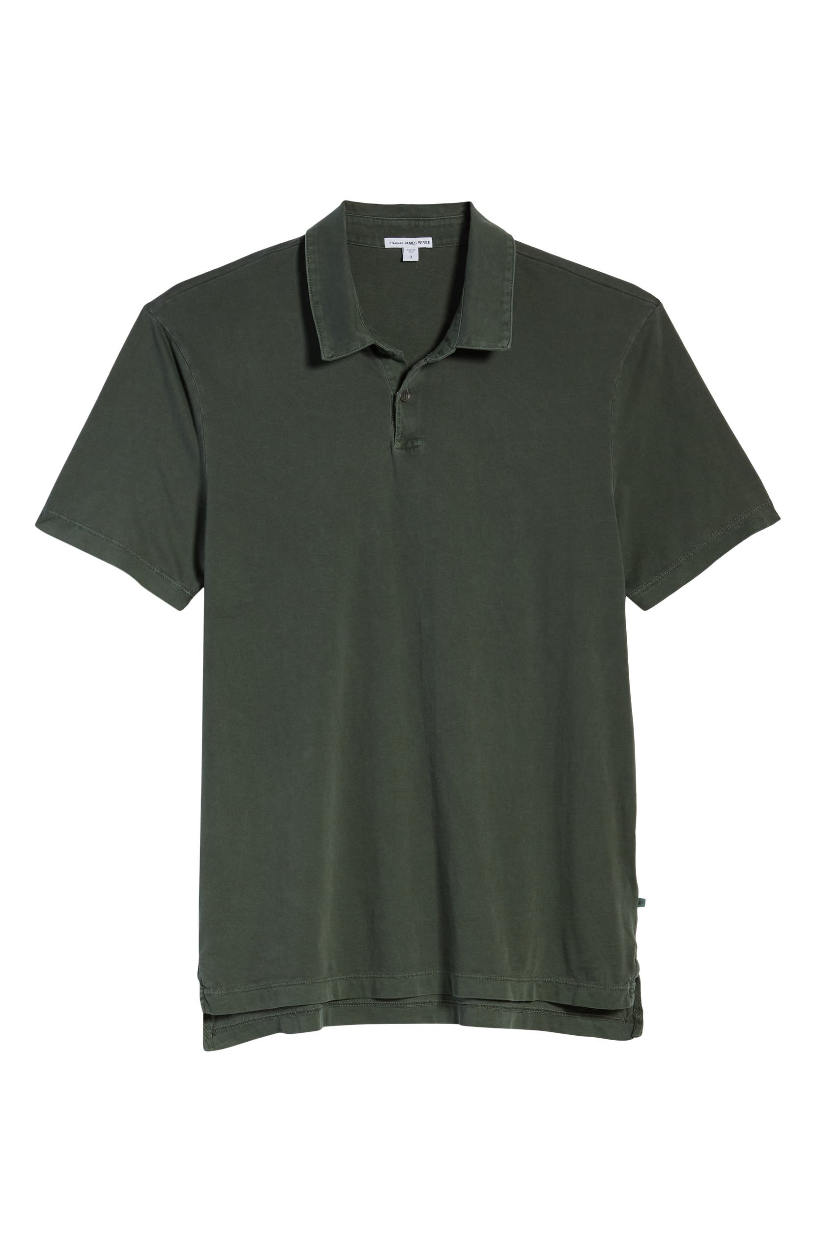 40aa24ecd49 James Perse Slim Fit Sueded Jersey Polo | Nordstrom