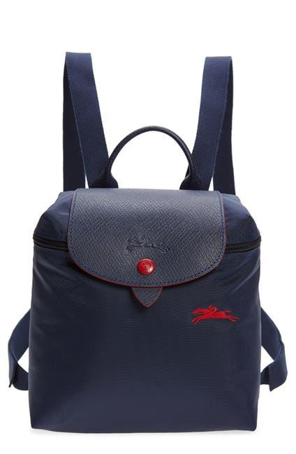 Image of Longchamp Le Pliage Mini Backpack