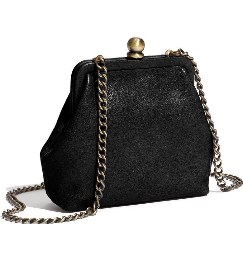 HOBO 'Libby' Chain Strap Crossbody Bag, Main, color, 001
