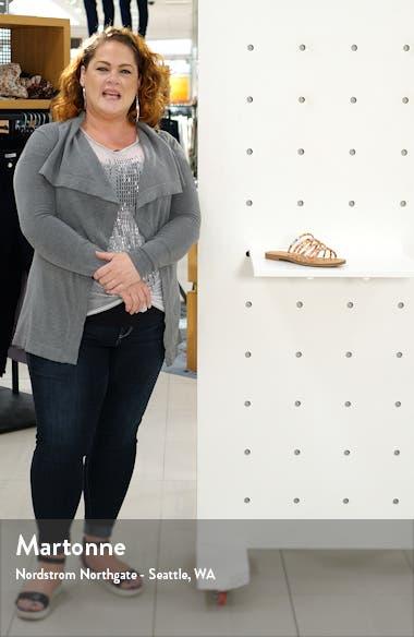 Grace Slide Sandal, sales video thumbnail