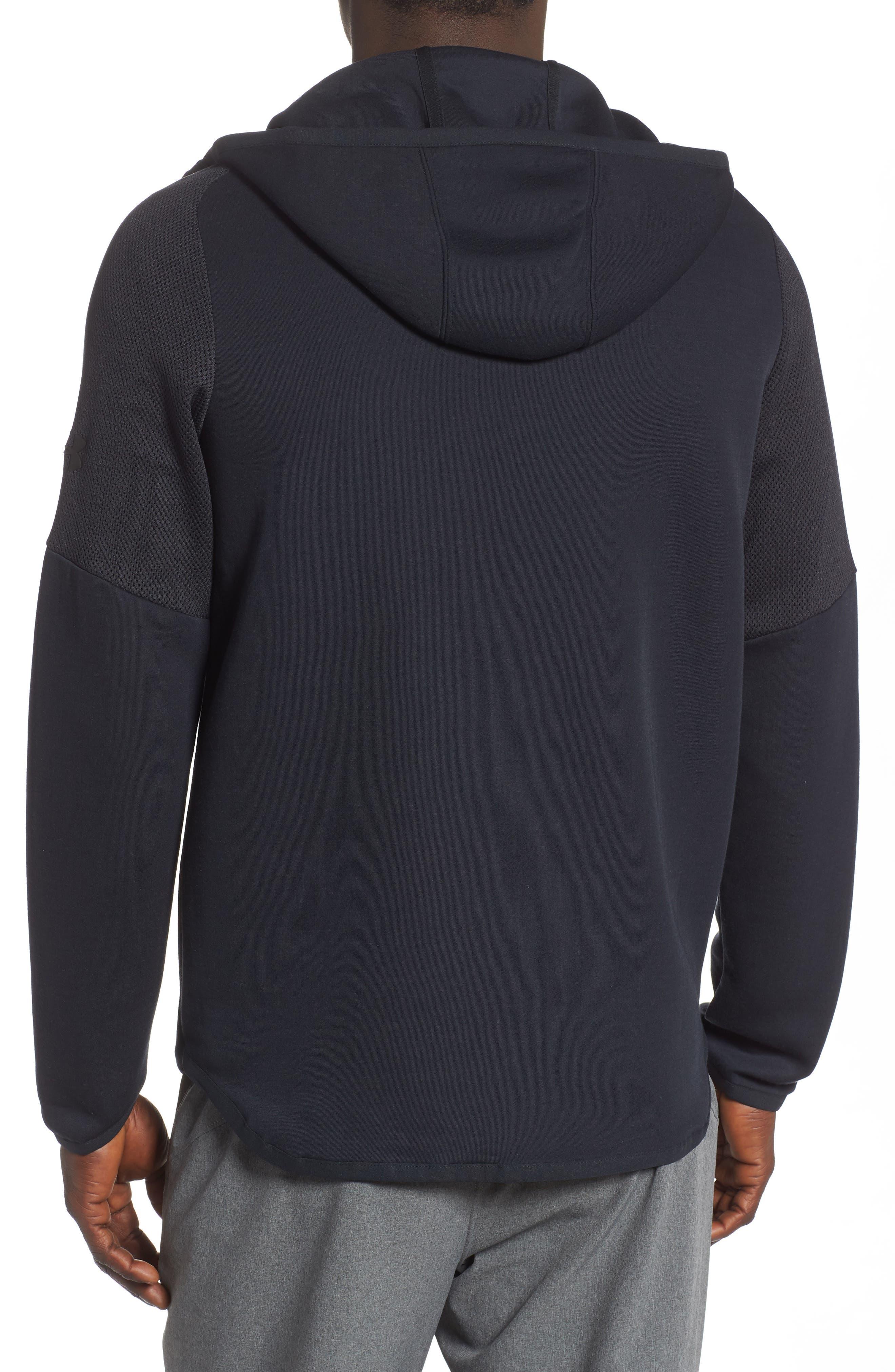 ,                             Unstoppable Move Light Full-Zip Hooded Sweatshirt,                             Alternate thumbnail 7, color,                             003