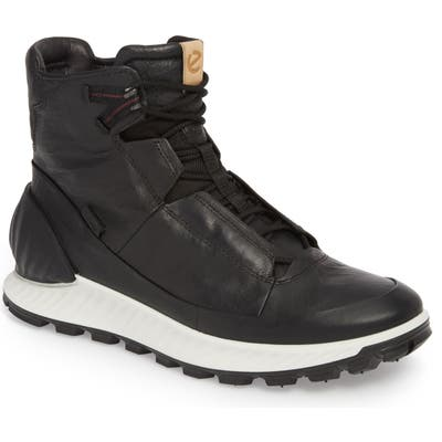 Ecco Limited Edition Exostrike Dyneema Sneaker Boot, Black