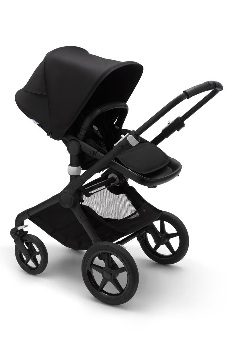 BUGABOO Fox 2 Complete Stroller, Main, color, BLACK/ BLACK-BLACK
