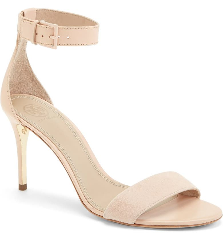TORY BURCH Classic Ankle Strap Sandal, Main, color, 254