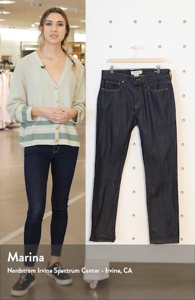 Rigid Slim Jeans, sales video thumbnail