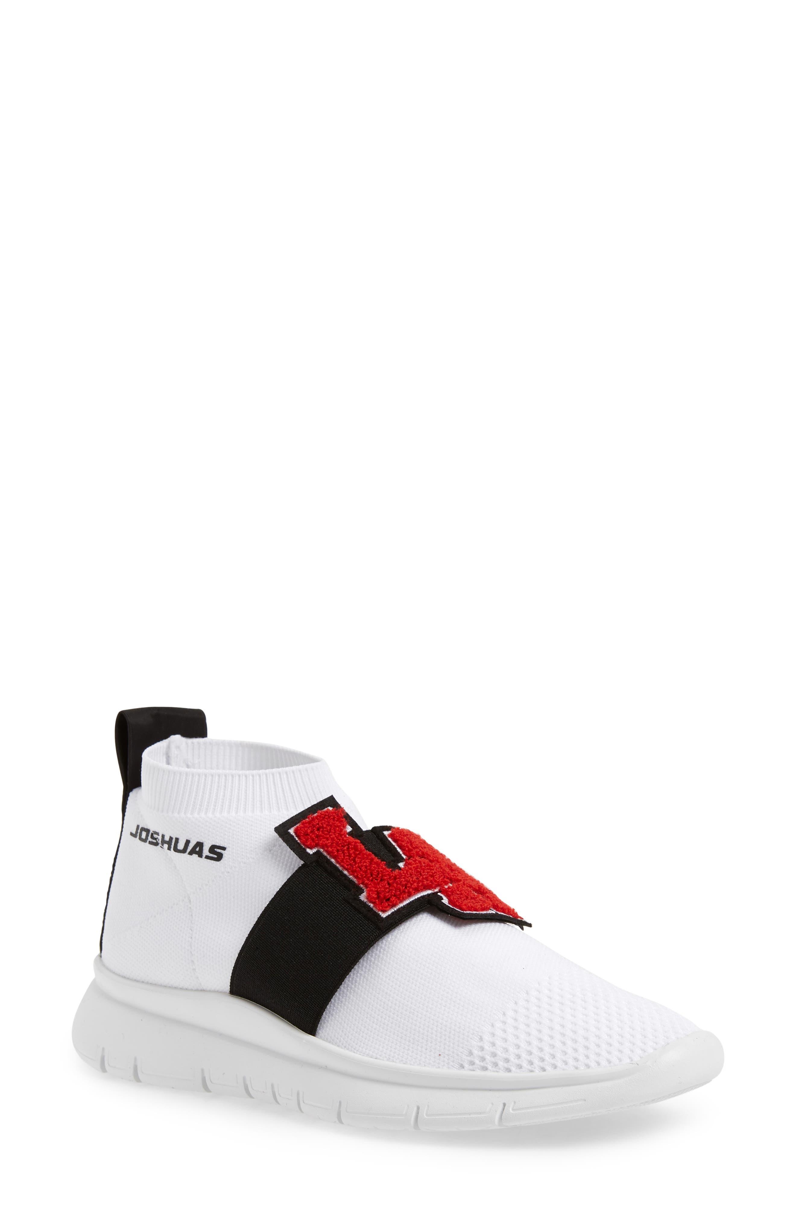 Joshua Sanders University Sock Sneaker