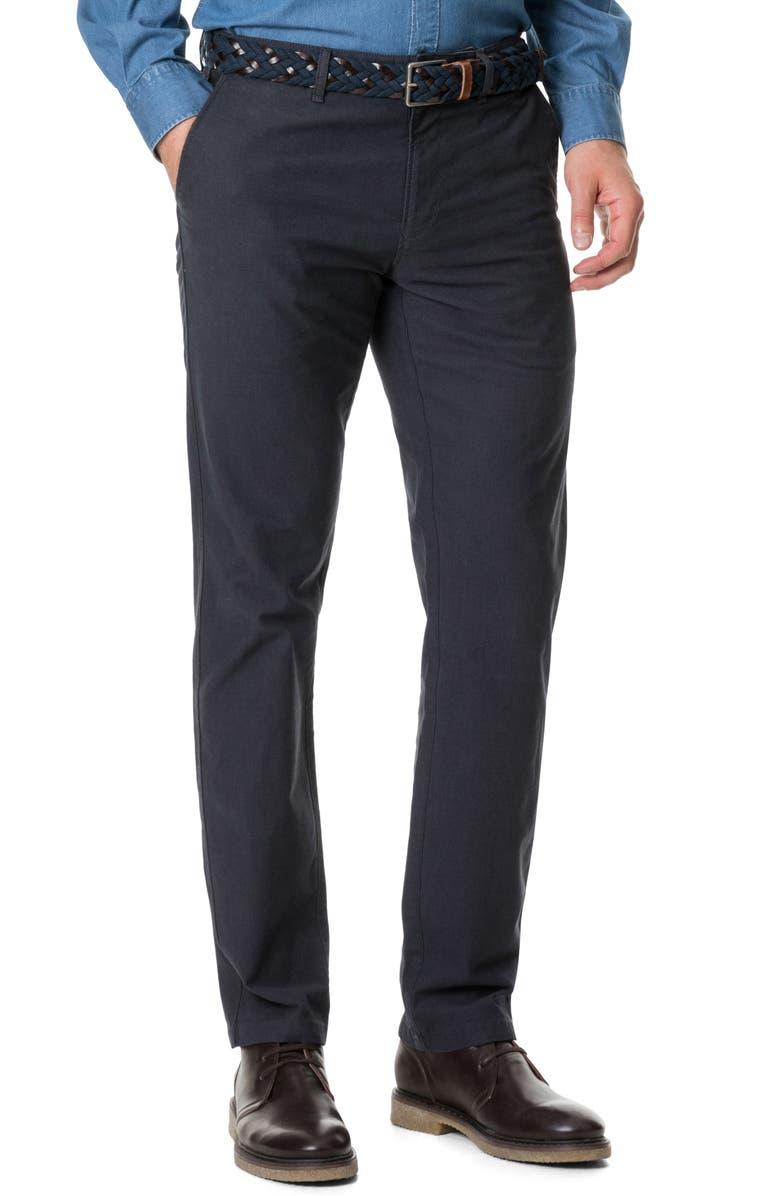 RODD & GUNN Emerdale Straight Leg Pants, Main, color, 020