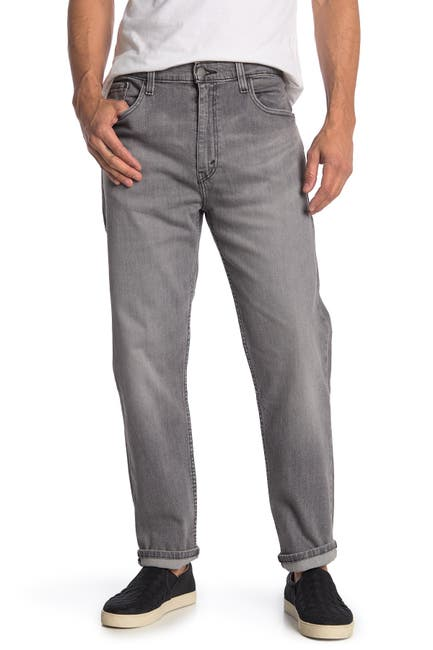 Image of Levi's 502 Tapered Slim Straight Jeans