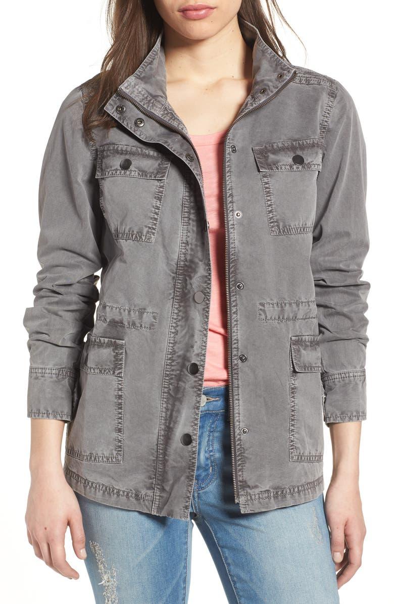 CASLON<SUP>®</SUP> Utility Jacket, Main, color, 031