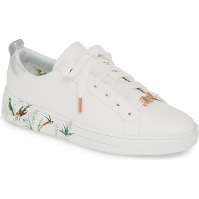 Ted Baker London Roully Sneaker, White
