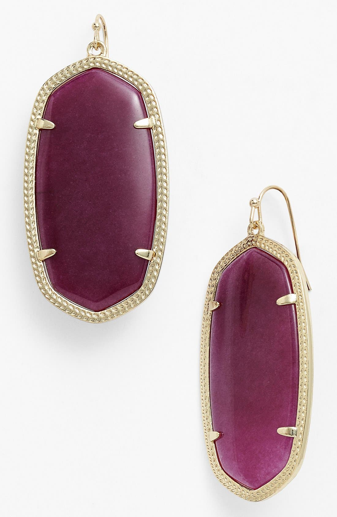 ,                             'Danielle' Oval Statement Earrings,                             Main thumbnail 77, color,                             931