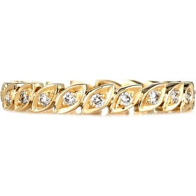 Sethi Couture Leaf Diamond Ring