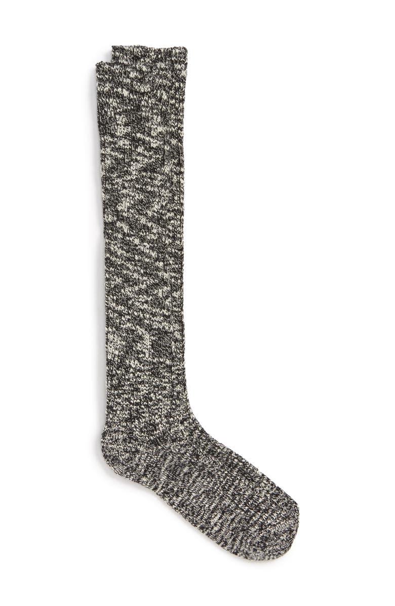 RICK OWENS BY BIRKENSTOCK Rick Owens x Birkenstock Tall Socks, Main, color, 250