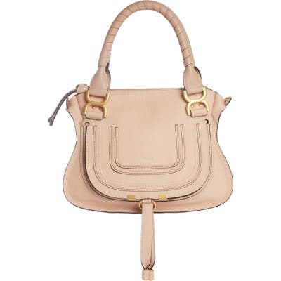 Marcie Small Double Carry Bag - Pink