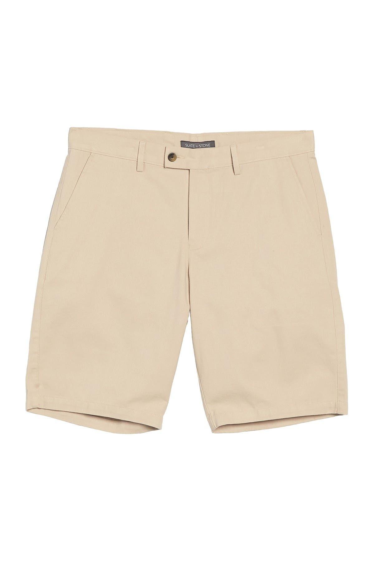Image of Slate & Stone Tab Woven Shorts