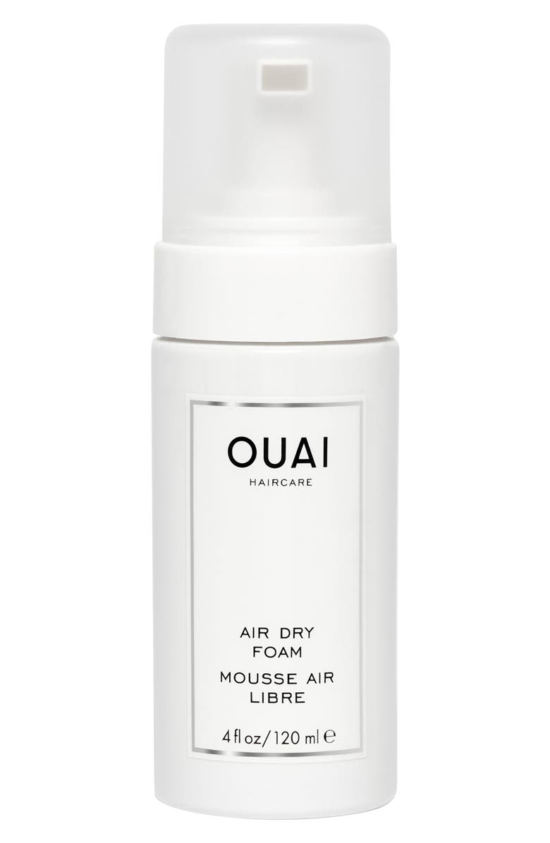OUAI Air Dry Foam, Main, color, NO COLOR