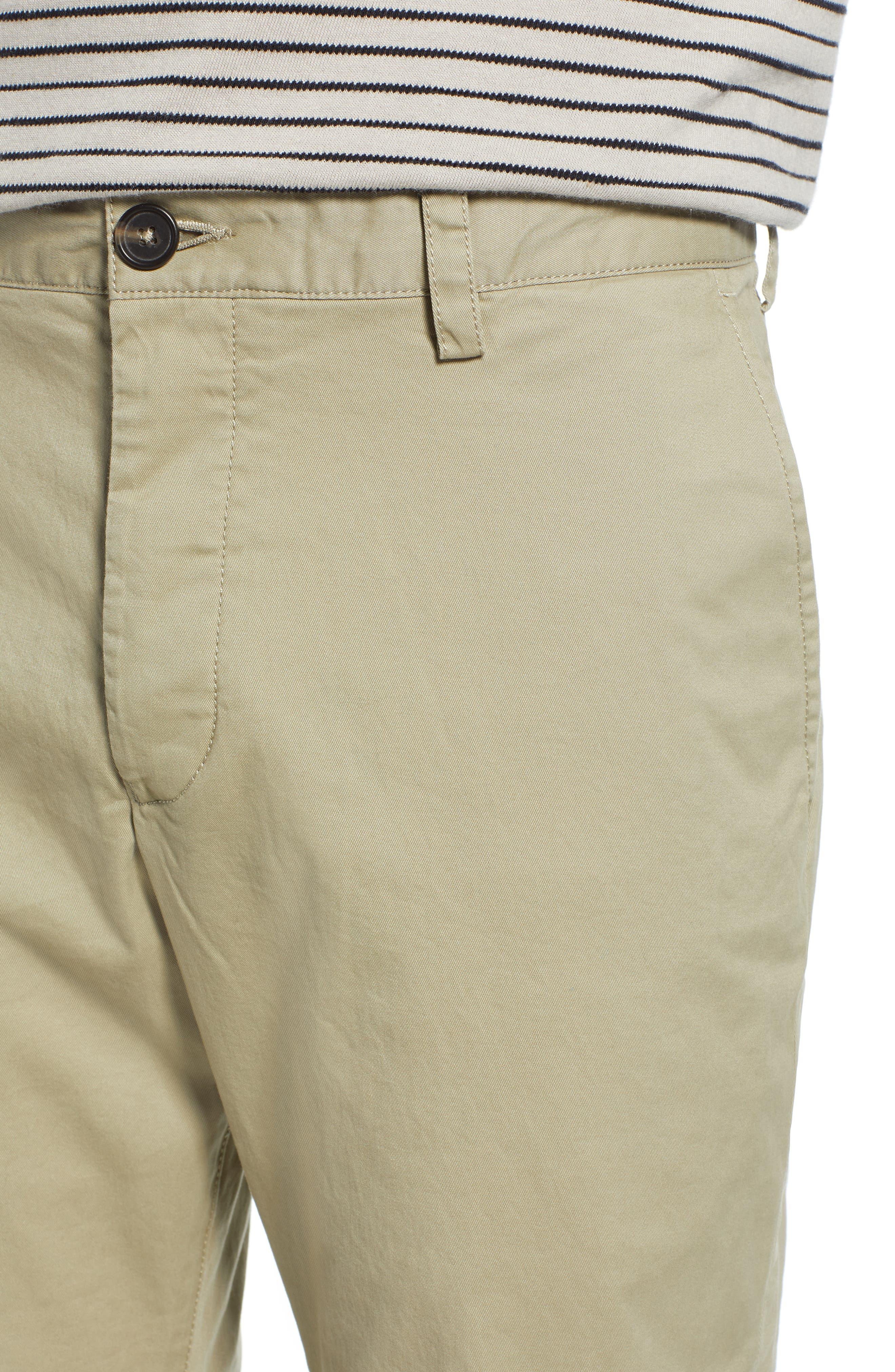 ,                             Machine Stretch Pants,                             Alternate thumbnail 4, color,                             SILVER SAGE