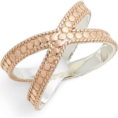 Anna Beck Crisscross Ring